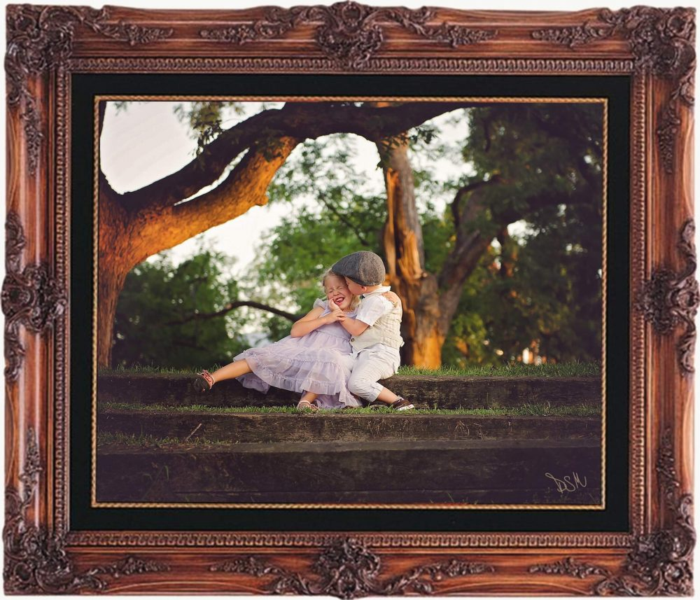 Framed prints professional photographer