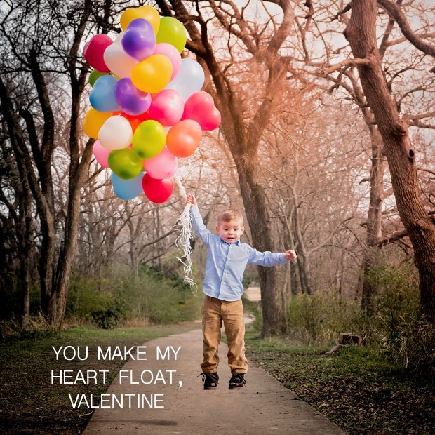 Valentine Themed Sessions
