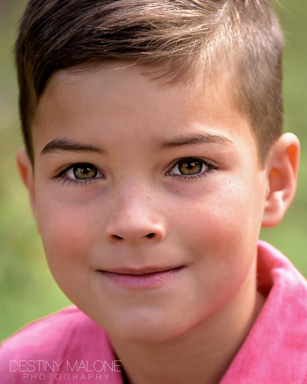 boys headshot Dallas Rowlett