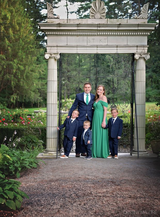 yaddo-family-portrait